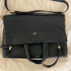 Tory Burch Fold-Over Crossbody